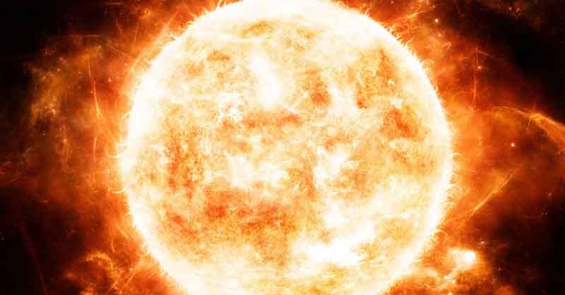 خورشید؛ دلیل وجودداشتن خدا